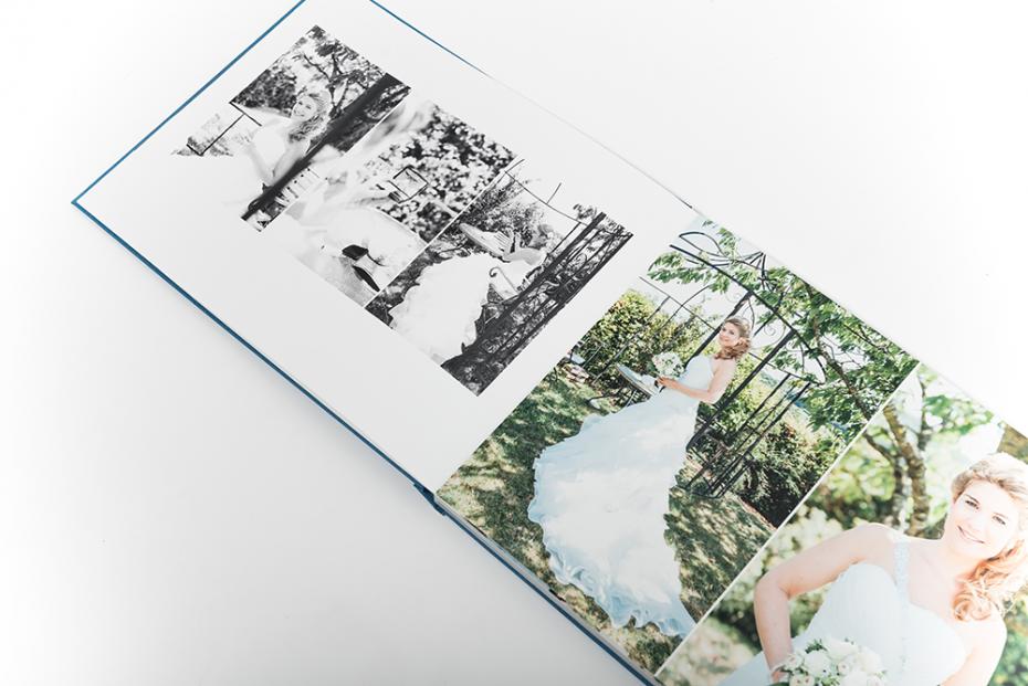 Hochzeitsfotobuch Julia Sikira Kassel