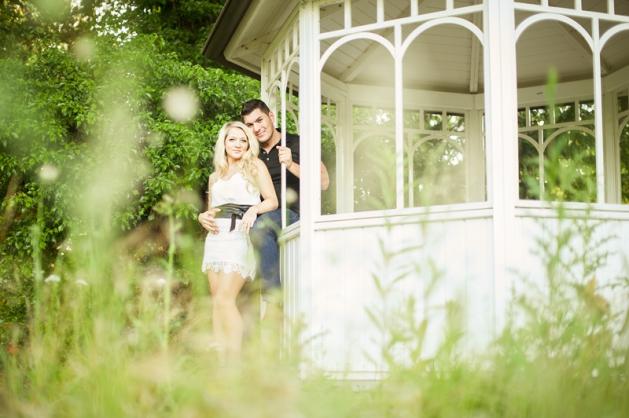Hochzeitsfotograf Dortmund - Paarshooting im Westfalenpark