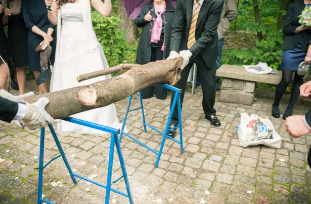 Hochzeitsfotograf Lünen Trauung im Museum