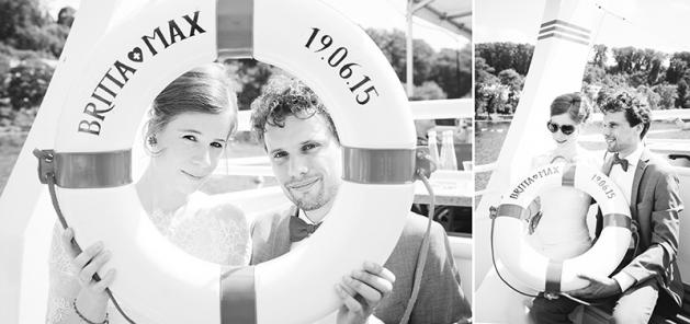 Hochzeitsfotos Baldeneysee