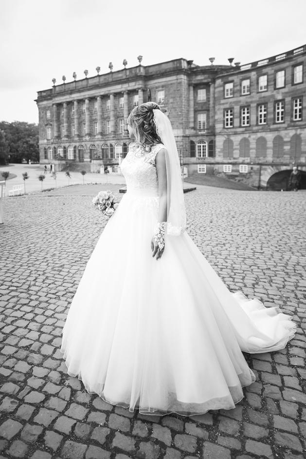 Hochzeitsfotos Bergpark Wilhelmshöhe Kassel