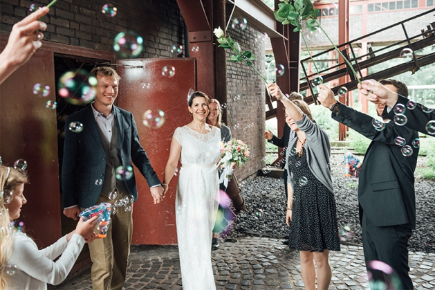 Hochzeit Zeche Zollverein Essen 1