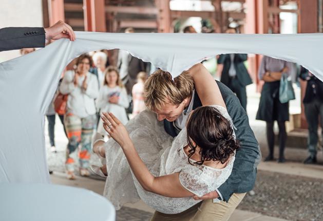 Hochzeit Zeche Zollverein Essen 10