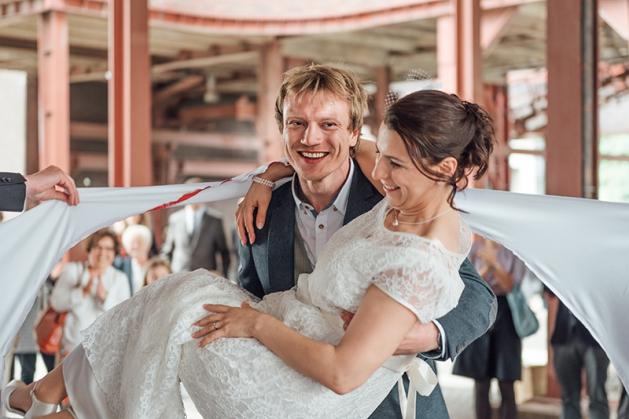 Hochzeit Zeche Zollverein Essen 11