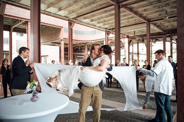Hochzeit Zeche Zollverein Essen 12