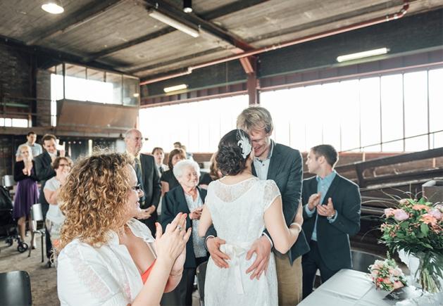 Hochzeit Zeche Zollverein Essen 16
