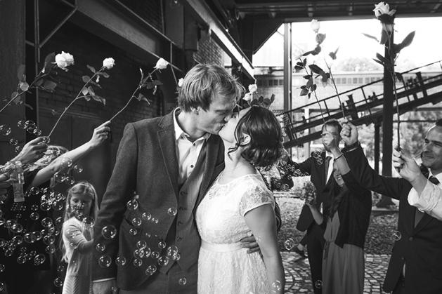 Hochzeit Zeche Zollverein Essen 2