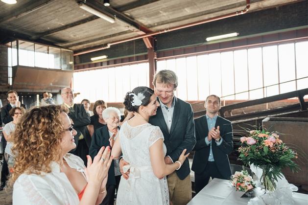 Hochzeit Zeche Zollverein Essen 21