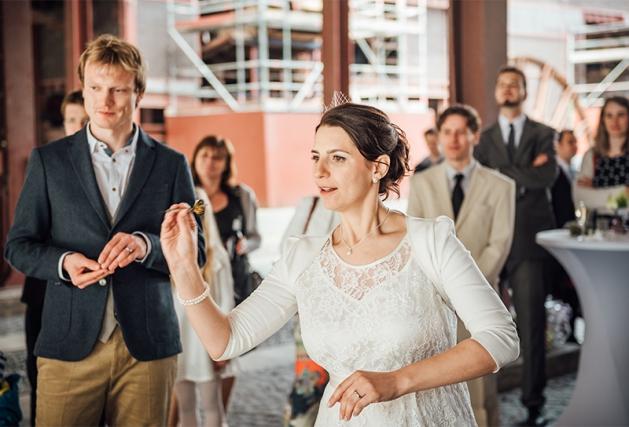Hochzeit Zeche Zollverein Essen 25