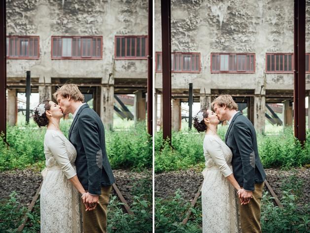 Hochzeit Zeche Zollverein Essen 32