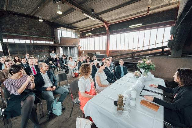 Hochzeit Zeche Zollverein Essen 4