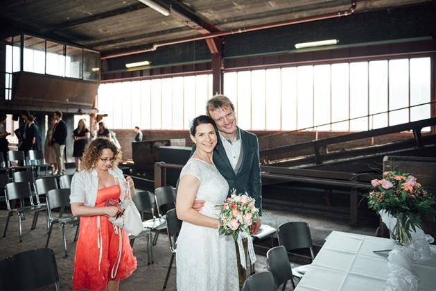 Trauung Zeche Zollverein 8