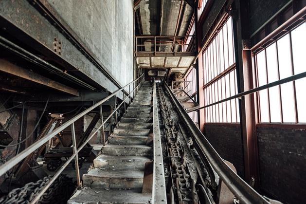Trauung Zeche Zollverein
