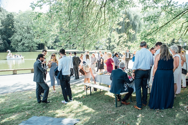 Hochzeit Seepavillon Dortmund