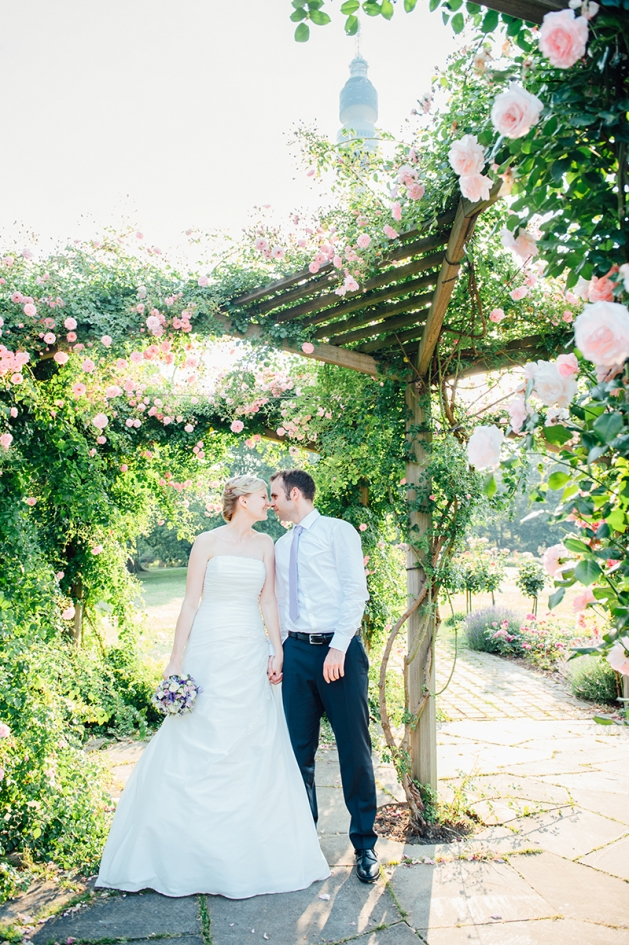 Hochzeitsfotos Westfalenpark