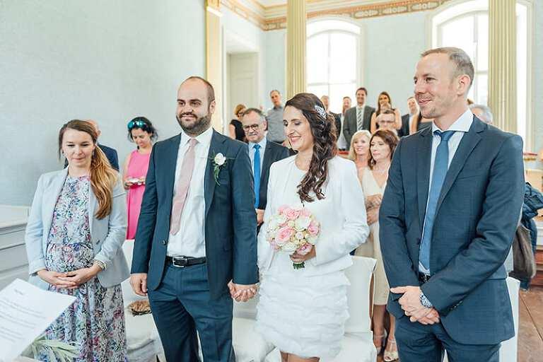 Hochzeitsfotos Schloss Wilhelmsthal Calden