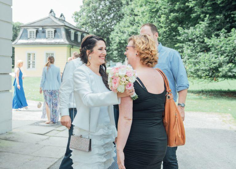 Hochzeit Schloss Wilhelmsthal Calden
