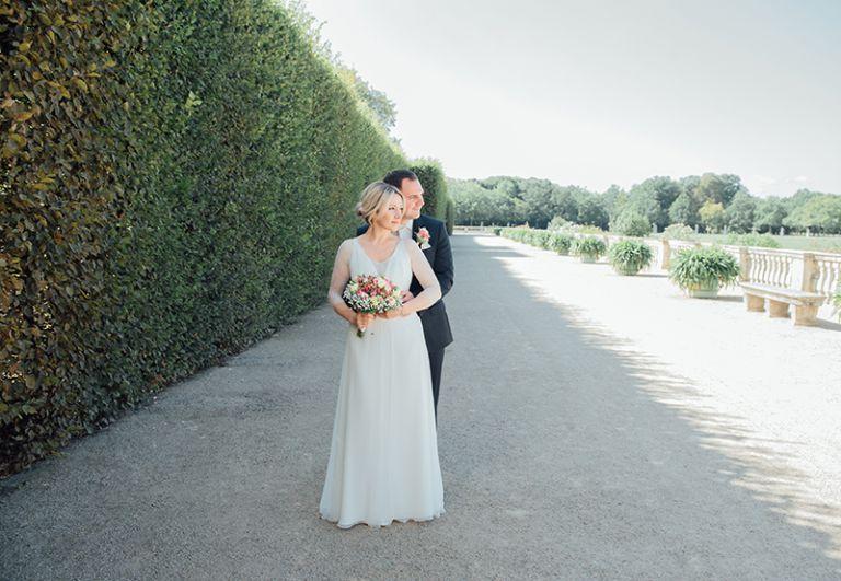 Hochzeitsfotograf Kassel – Hochzeit – Orangerie