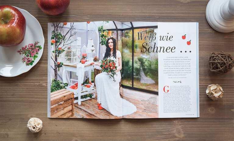 Veröffentlichung Hochzeitsplaner Julia Sikira
