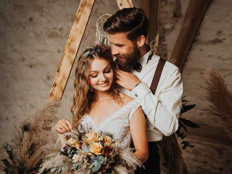Hochzeitsfotograf Kassel - boho Hochzeit